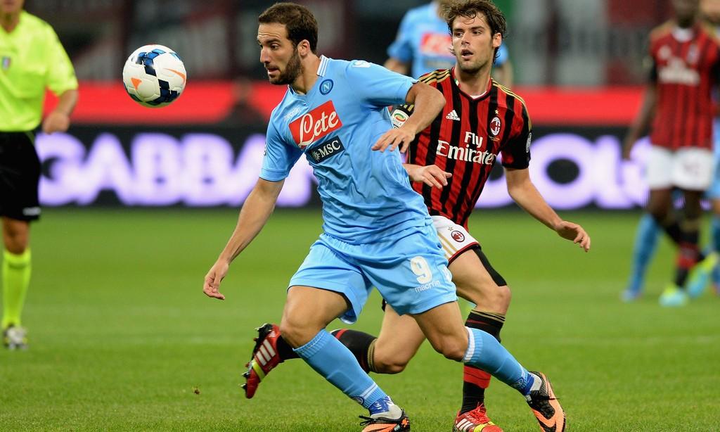 Bóng đá - Thông tin trước trận cầu đinh: AC Milan vs Napoli