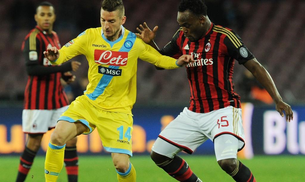 Bóng đá - AC Milan vs Napoli 02h45, ngày 15/12
