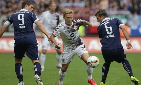 Bóng đá - St. Pauli vs Arminia Bielefeld 18h30 ngày 14/04