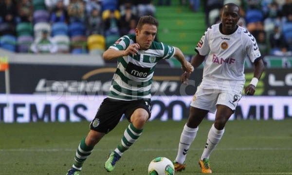Bóng đá - Sporting Lisbon vs Desportivo de Tondela 02h30 ngày 12/05