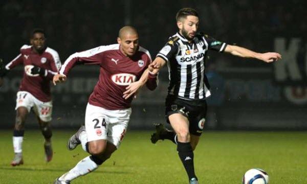 Bóng đá - Angers SCO vs Bordeaux 01h00 ngày 16/01