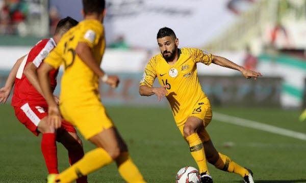 Bóng đá - Australia vs Syria 20h30 ngày 15/01