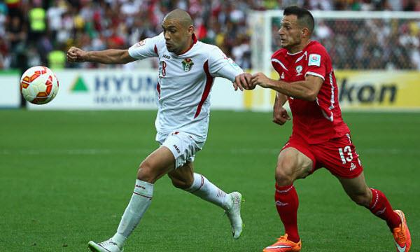Bóng đá - Palestine vs Jordan 20h30 ngày 15/01