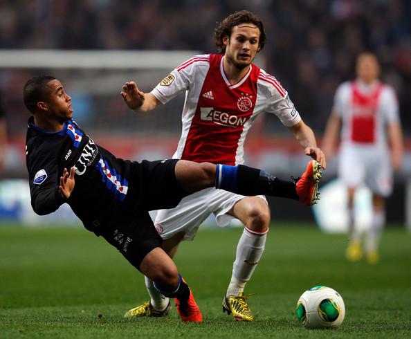 Phân tích Ajax Amsterdam vs SC Heerenveen 23h45 ngày 17/10