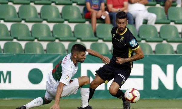 Bóng đá - Cordoba C.F. vs Granada 03h00 ngày 16/02