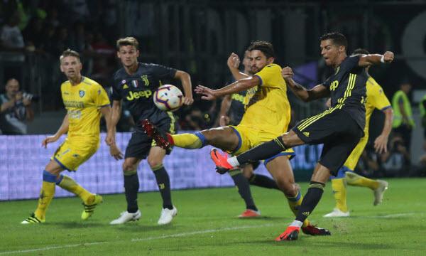 Bóng đá - Juventus vs Frosinone 02h30 ngày 16/02