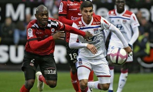 Bóng đá - Lyon vs Guingamp 02h45 ngày 16/02