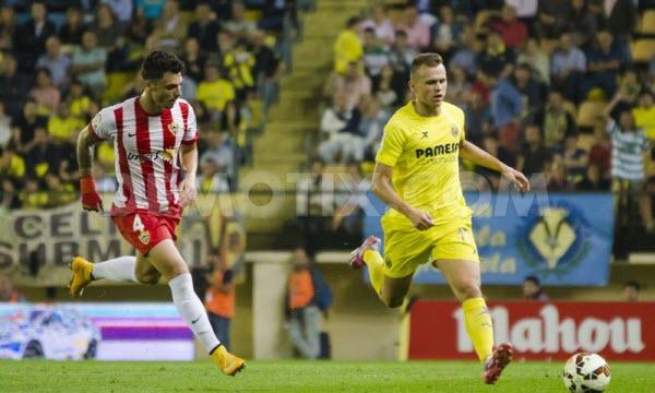 Bóng đá - Almeria vs Villarreal 18h00, ngày 15/03
