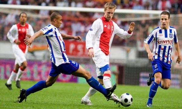 Nhận định dự đoán Ajax Amsterdam vs SC Heerenveen 23h45 ngày 17/10