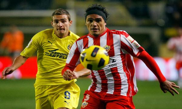 Bóng đá - Thông tin trước trận: Almeria vs Villarreal