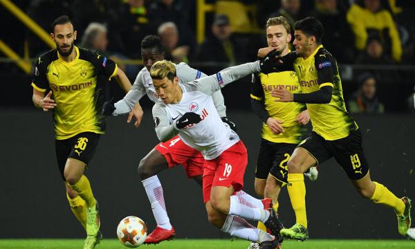 Bóng đá - Red Bull Salzburg vs Borussia Dortmund 03h05, ngày 16/03