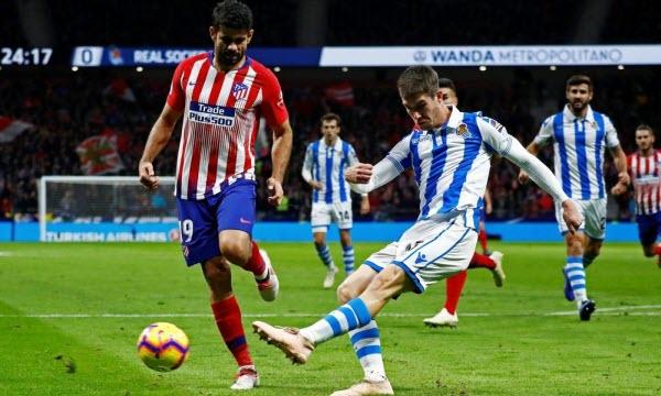 Bóng đá - Real Sociedad vs Levante 03h00 ngày 16/03