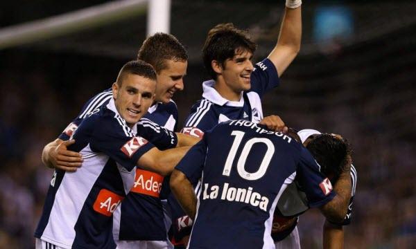 Bóng đá - Melbourne Victory FC vs Guangzhou Evergrande FC 16h30 ngày 23/04