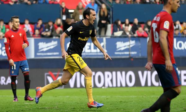 Bóng đá - Atletico Madrid vs Osasuna 03h00 ngày 15/12