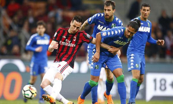 Bóng đá - AC Milan vs Napoli 20h00, ngày 15/04