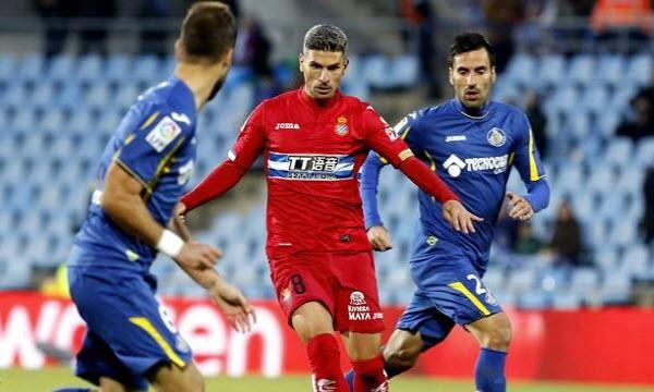 Bóng đá - Getafe vs Espanyol 23h30, ngày 15/04