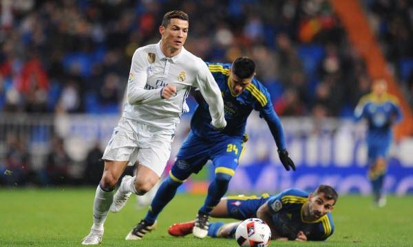 Bóng đá - Malaga vs Real Madrid 01h45, ngày 16/04