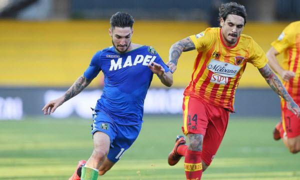 Bóng đá - US Sassuolo Calcio vs Benevento 20h00, ngày 15/04