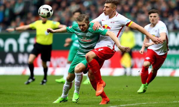 Bóng đá - RB Leipzig vs Werder Bremen 22/12/2018 21h30