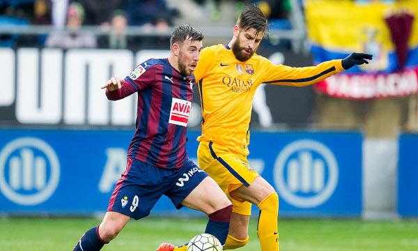Bóng đá - Eibar vs Alaves 17h00, ngày 15/04