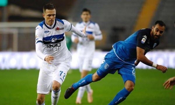Bóng đá - Atalanta vs Empoli 01h30 ngày 16/04