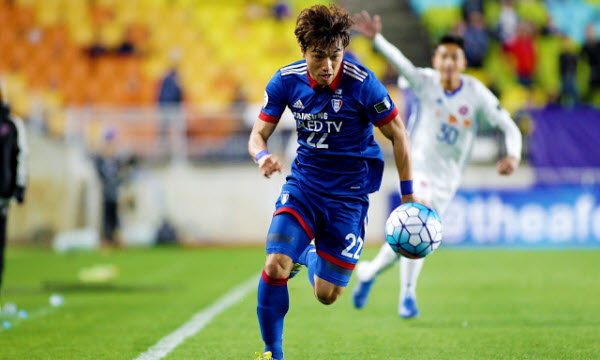 Bóng đá - Suwon Samsung Bluewings vs Ulsan Hyundai FC 18h00, ngày 16/05