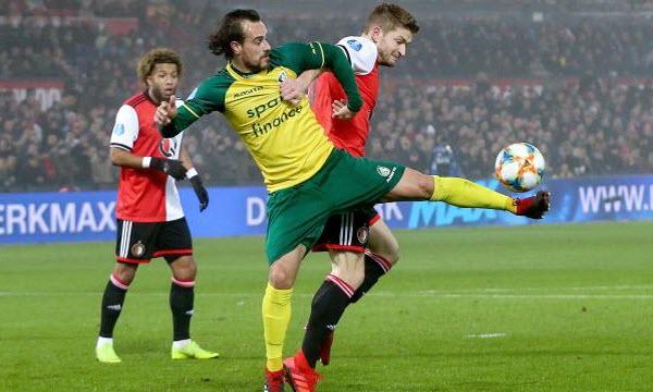 Bóng đá - Fortuna Sittard vs Feyenoord Rotterdam 02h45 ngày 22/01