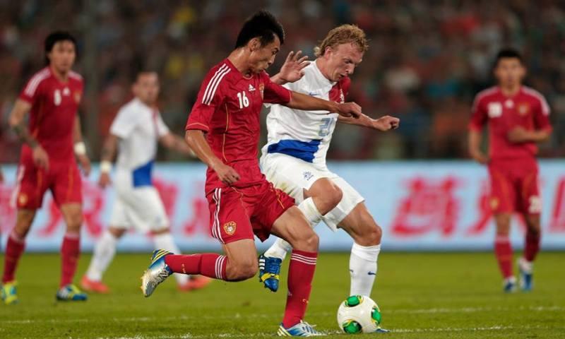 Bóng đá - Thái Lan vs Trung Quốc 21h00 ngày 20/01