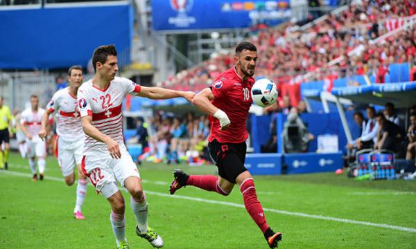 Bóng đá - Romania vs Thụy Sỹ 22h59, ngày 15/06