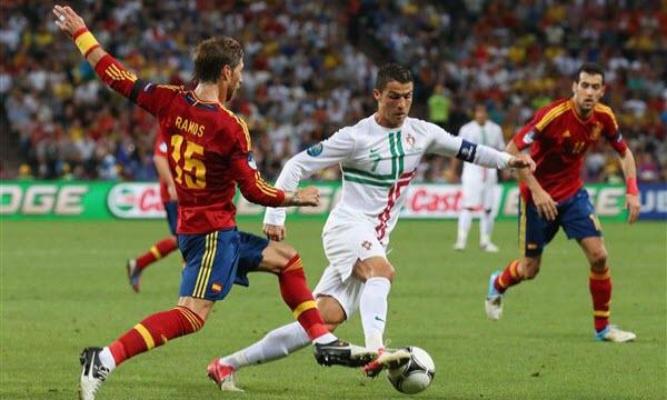 Bóng đá - Bồ Đào Nha vs Tây Ban Nha 01h00, ngày 16/06