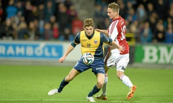 Bóng đá - Esbjerg FB vs Nordsjaelland 18h00 ngày 16/12
