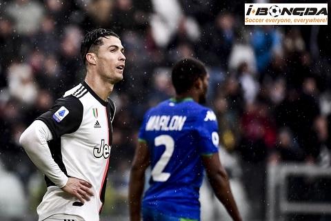 Thông tin trước trận Juventus vs US Sassuolo Calcio