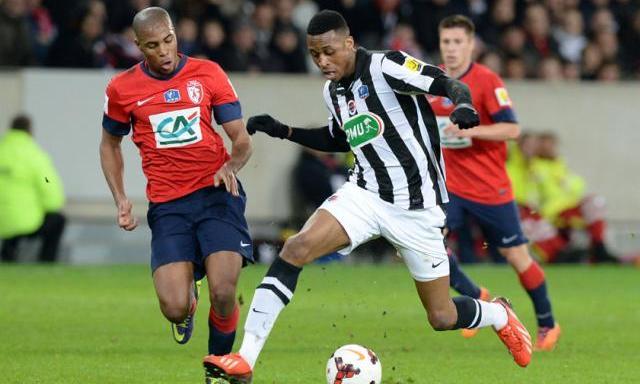 Bóng đá - Caen vs Lille OSC: 01h30, ngày 16/08