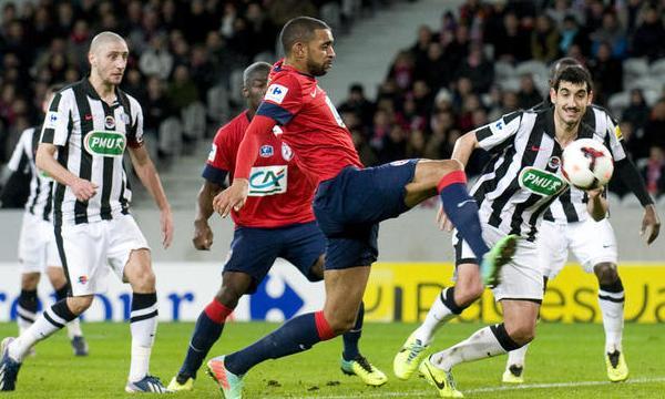 Bóng đá - Thông tin trước trận: Caen vs Lille
