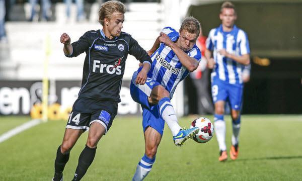 Bóng đá - Esbjerg FB vs Aalborg BK 22h59 ngày 31/05