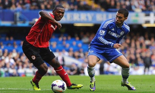 Bóng đá - Chelsea vs Cardiff City 21h00, ngày 15/09
