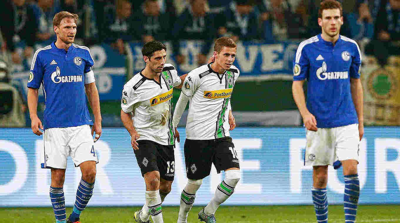 Bóng đá - Monchengladbach vs Schalke 04 23h30, ngày 15/09