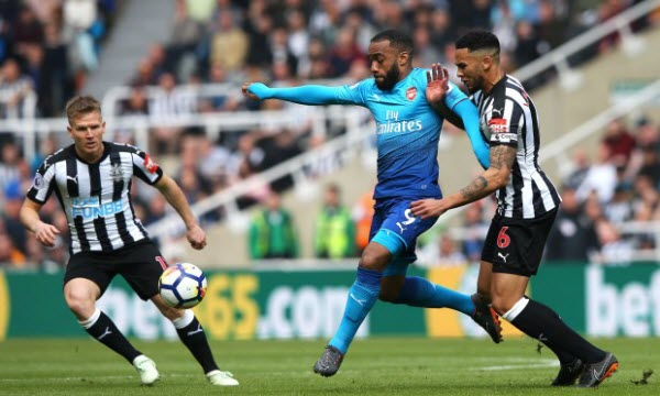Bóng đá - Arsenal vs Newcastle United 02/04/2019 02h00