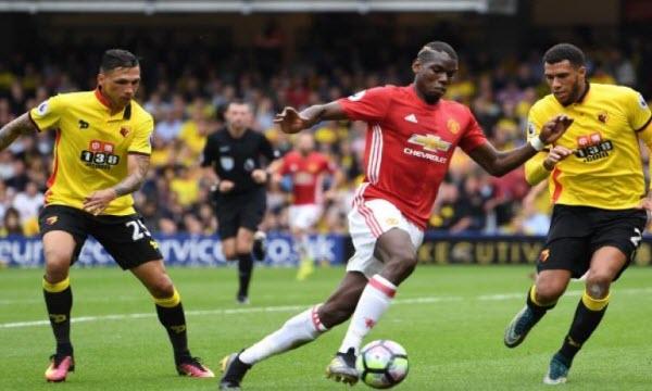 Bóng đá - Watford vs Manchester United 23h30, ngày 15/09