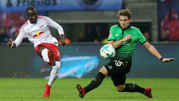 Bóng đá - RB Leipzig vs Hannover 96 20h30, ngày 15/09