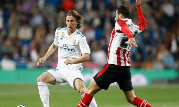 Bóng đá - Athletic Bilbao vs Real Madrid 01h45, ngày 16/09