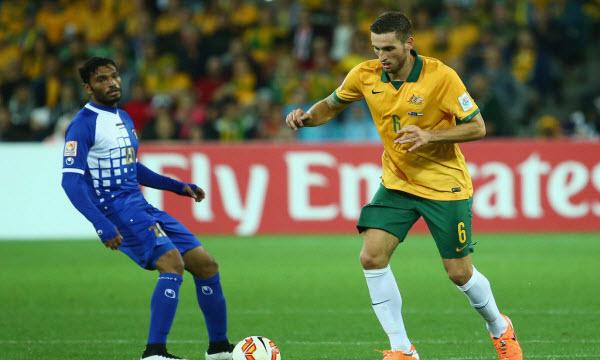 Bóng đá - Kuwait vs Australia 22h30 ngày 15/10