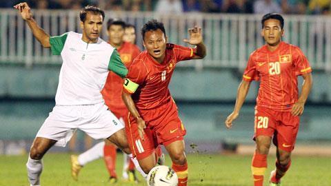 Bóng đá - ĐT Việt Nam - ĐT Uzbekistan: Chờ đợi điểm số đầu tiên!