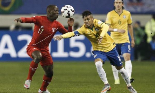 Phân tích Brazil vs Peru 6h ngày 6/7