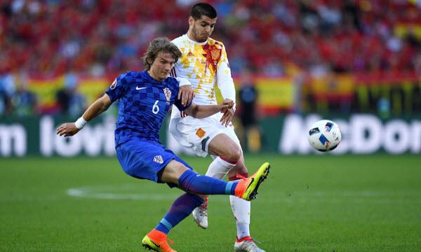 Bóng đá - Croatia vs Tây Ban Nha 02h45 ngày 16/11