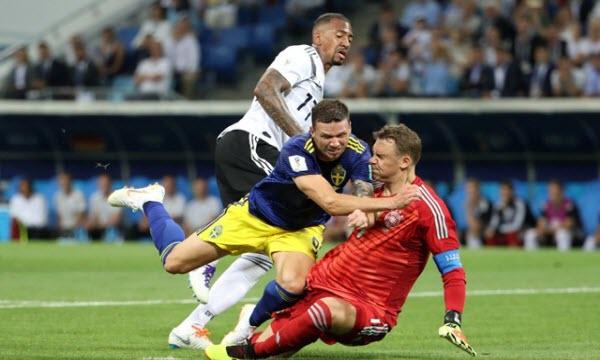 Bóng đá - Đức vs Nga 02h45 ngày 16/11
