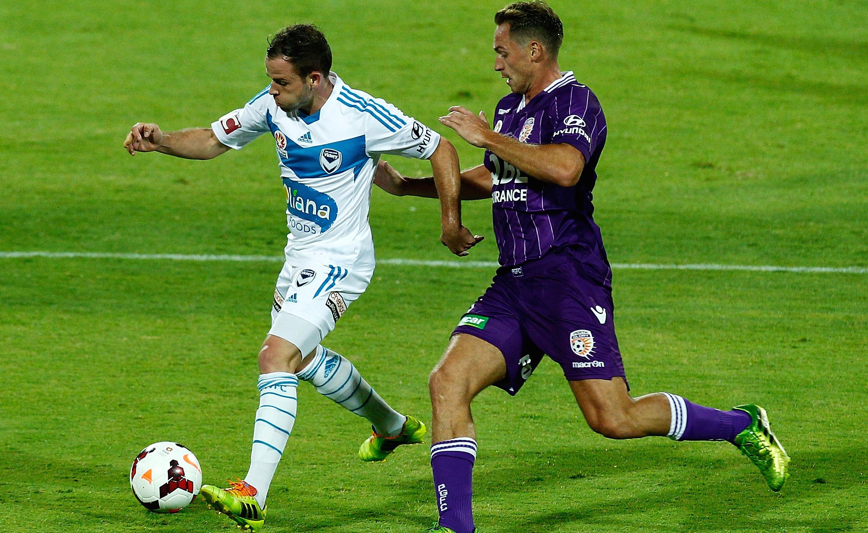 Bóng đá - Melbourne Victory FC vs Perth Glory FC 13h00 ngày 10/02