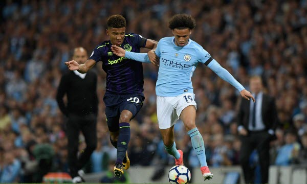 Bóng đá - Everton vs Manchester City 07/02/2019 02h45