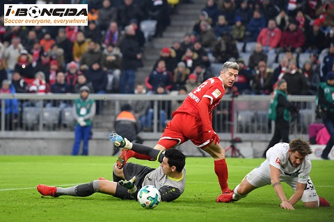 Bóng đá - Hannover 96 vs Bayern Munich 21h30 ngày 15/12