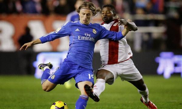 Bóng đá - Rayo Vallecano vs Real Madrid 29/04/2019 01h45